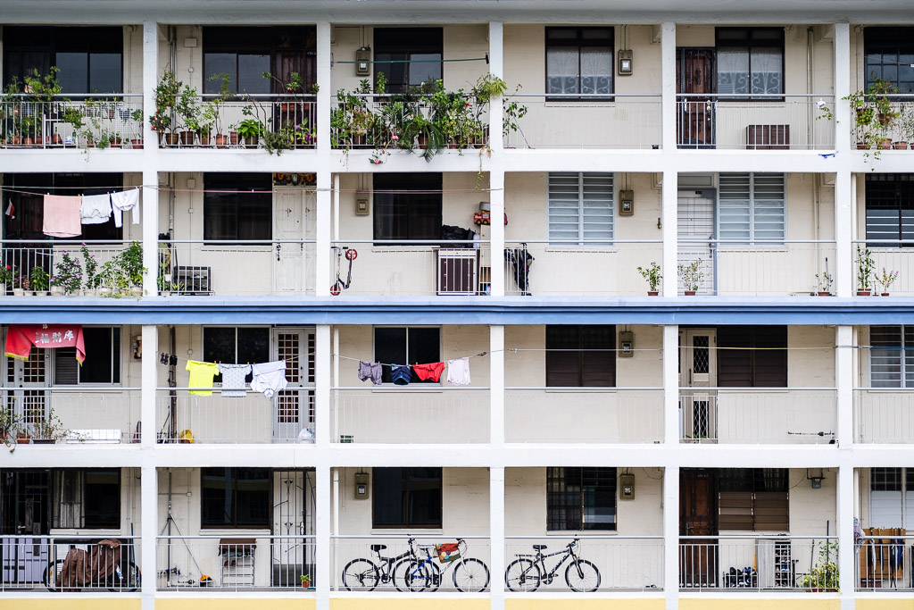 Flats in Singapore