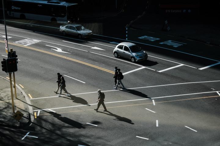 Street Scenes from theOffice