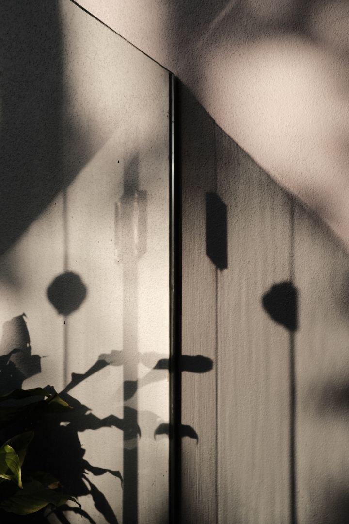 Evening Shadows on Sunday